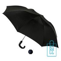 Opvouwbare paraplu, GF-515, goedkoopste bedrukken zwart