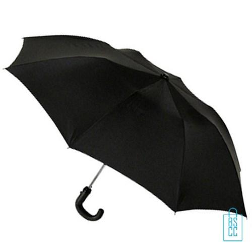 Opvouwbare paraplu, GF-515, goedkoopste bedrukt met logo