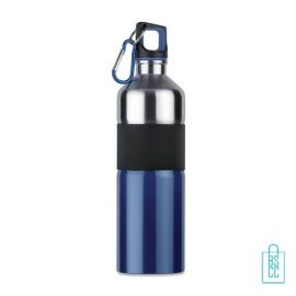 Luxe thermosfles 750ml blauw