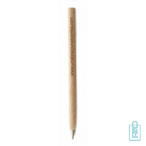 milieuvriendelijke pennen bedrukken, eco pennen bedrukken, duurzame pennen bedrukken
