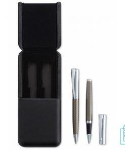 Pennenset bedrukken, pennenset bedrukt, bedrukte pennenset, pennenset met logo