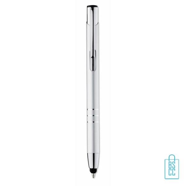 Touch screen pennen bedrukken, touch tip pen bedrukken, stylus pennen bedrukken