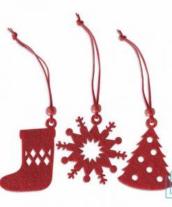 kerstboomhanger bedrukken, bedrukte kerstboomhanger, goedkope kerstgeschenken bedrukken, kerstgeschenk met logo
