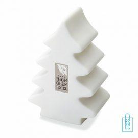 Kerstboom lichtgevend LED bedrukken, Draaimolen kerstgeschenk bedrukt, bedrukte draaimolen kerstgeschenk, Draaimolen kerstgeschenk met logo