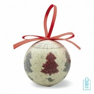 kerstbalset bedrukken, kerstbalset bedrukt, bedrukte kerstbalset met logo, kerstballen, parelmoer