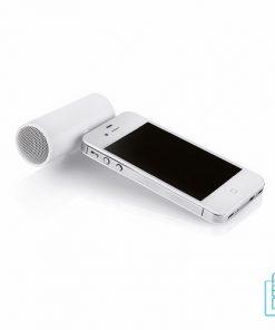 Draagbare speaker Sono bedrukt, telefoon speaker bedrukken, bluetooth speaker bedrukken, goedkope telefoonspeaker, wireless speaker bedrukken