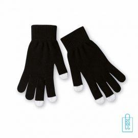 Smartphone handschoenen bedrukken winter relatiegeschenk, telefoon accessoires bedrukken, telefoon gadgets bedrukken, goedkope relatiegeschenken bedrukken