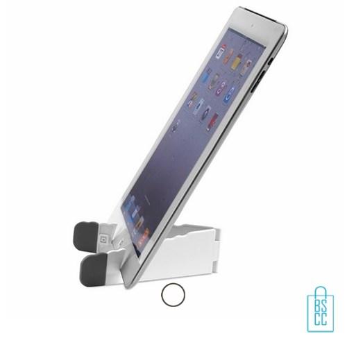 Telefoon tablet houder bedrukken, telefoon accessoires bedrukken, telefoon gadgets bedrukken, goedkope relatiegeschenken bedrukken