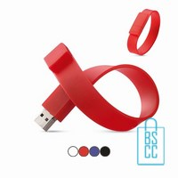 USB stick armband bedrukken, USB-stick bedrukt, USB-stick goedkoop, bedrukte USB-stick