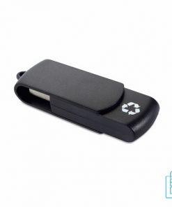 USB stick gerecycled plastic bedrukken, USB-stick bedrukt, USB-stick goedkoop, bedrukte USB-stick