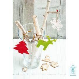 Kerstboomversiering bedrukken, relatiegeschenken bedrukken, kerstgeschenk bedrukt