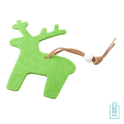 Kerstboomversiering rendier bedrukken, kerstboom ornamenten bedrukken, Kerstmutsen bedrukken, kerstsokken bedrukken