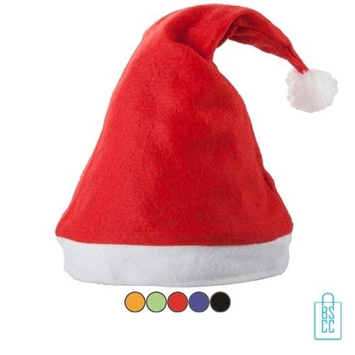 kerstmuts bedrukken, kerstmuts bedrukt, bedrukte kerstmuts met logo, kerstgeschenken, goedkope kerstmutsen