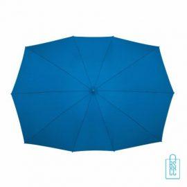 Duo Paraplu bedrukken TW-3 Blauw top, duo paraplu bedrukt, duo paraplu met logo, TW-2,TW-3