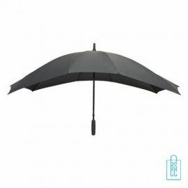 Duo Paraplu bedrukken TW-3 Grijs, duo paraplu bedrukt, duo paraplu met logo, TW-2,TW-3