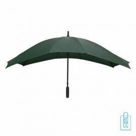Duo Paraplu bedrukken TW-3 Groen, duo paraplu bedrukt, duo paraplu met logo, TW-2,TW-3