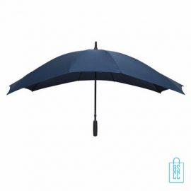 Duo Paraplu bedrukken TW-3 Navy, duo paraplu bedrukt, duo paraplu met logo, TW-2,TW-3