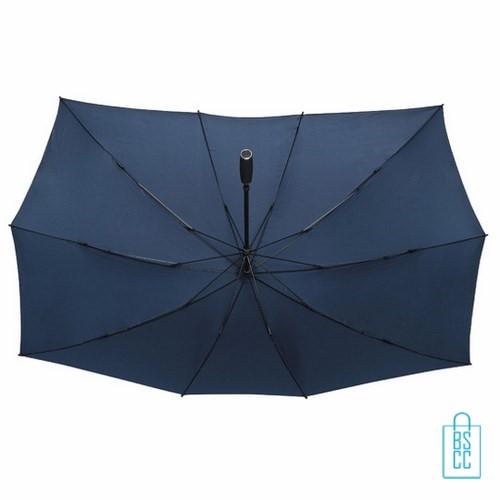 Duo Paraplu bedrukken TW-3 Navy,, duo paraplu bedrukt, duo paraplu met logo, TW-2,TW-3