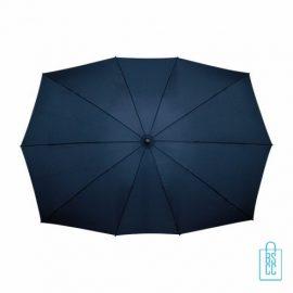 Duo Paraplu bedrukken TW-3 Navy top, duo paraplu bedrukt, duo paraplu met logo, TW-2,TW-3