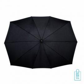 Duo Paraplu bedrukken TW-3 Zwart top, duo paraplu bedrukt, duo paraplu met logo, TW-2,TW-3