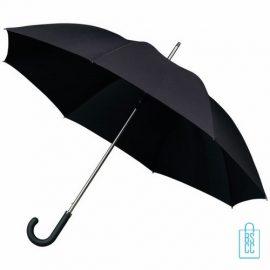 GP-57, Luxe paraplu bedrukt, luxe paraplu met logo, stevige paraplu bedrukken, goedkope paraplu laten bedrukken