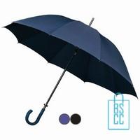 Paraplu bedrukken, GR-404, Luxe paraplu bedrukt, luxe paraplu met logo, stevige paraplu bedrukken, goedkope paraplu laten bedrukken