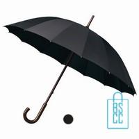 Paraplu bedrukken, GR-440, Luxe paraplu bedrukt, luxe paraplu met logo, stevige paraplu bedrukken, goedkope paraplu laten bedrukken