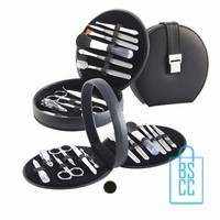Make-up manicureset bedrukken, manicure accessoires bedrukt, pedicure set met logo, maniure set bedrukt