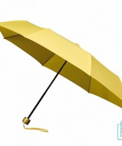 Opvouwbare paraplu bedrukken LGF-202 Geel