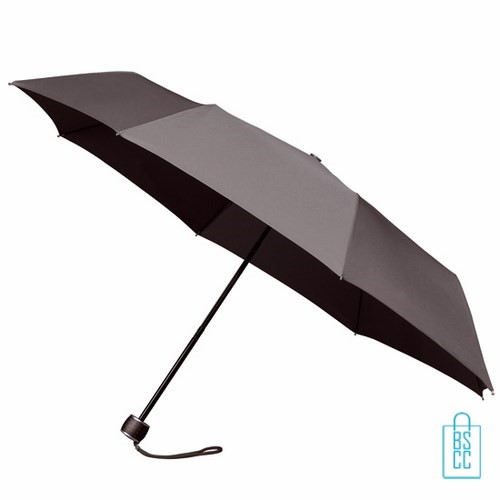 Opvouwbare paraplu bedrukken LGF-202 Grijs