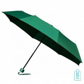 Opvouwbare paraplu bedrukken LGF-202 Groen