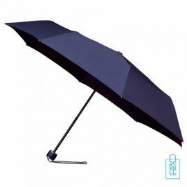 Opvouwbare paraplu bedrukken LGF-202 Navy