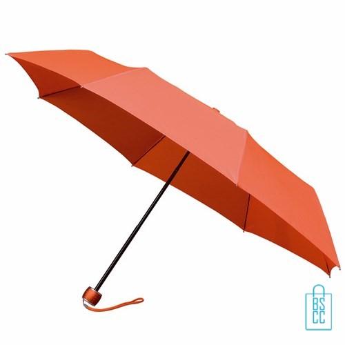 Opvouwbare paraplu bedrukken LGF-202 Oranje