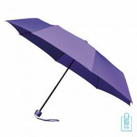 Opvouwbare paraplu bedrukken LGF-202 Paars