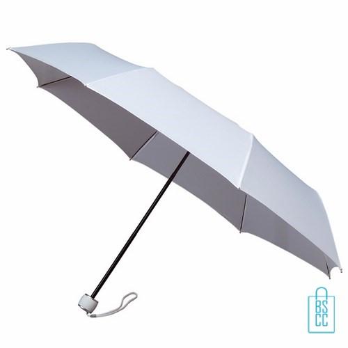 Opvouwbare paraplu bedrukken LGF-202 Wit