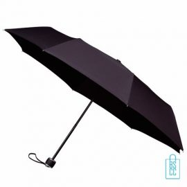 Opvouwbare paraplu bedrukken LGF-202 Zwart