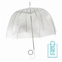 transparante paraplu bedrukken koepel, RD-1,Transparante paraplu bedrukt, doorzichtige paraplu bedrukken, doorzichtige paraplu bedrukt, transparante paraplu met logo