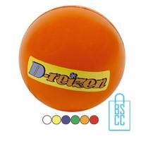 stressballen bedrukken, stressballen bedrukt, stressballen met logo