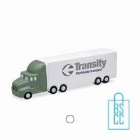 stressballen vrachtwagen bedrukken, stressballen bedrukt, stressballen met logo