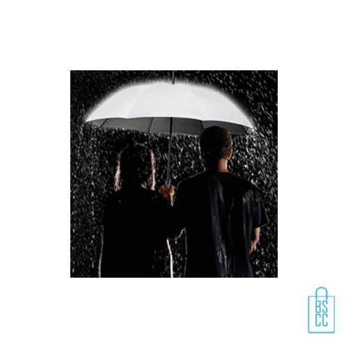 Golf paraplu bedrukken, Paraplu GP-50 bedrukt, goedkope paraplu bedrukken