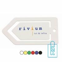 Paperclip Bedrukken 12CM, paperclip bedrukt, bedrukte paperclip, paperclip met logo, memoclip bedrukken