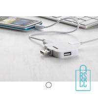 USB Hub compact bedrukken, computer accessoires bedrukken, computer accessoires bedrukt, computer accessoires met logo