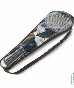 Badmintonset bedrukken, Badmintonset met logo, Badmintonset bedrukt