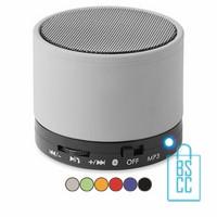 Bluetooth speaker rond bedrukken