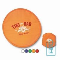 Frisbee opvouwbaar bedrukken, frisbee bedrukt, bedrukte frisbee, frisbee met logo
