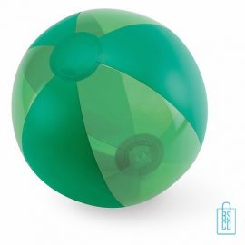 Strandbal goedkoop bedrukken, Strandbal bedrukt, bedrukte Strandbal, Strandbal met logo