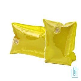 PVC zwembandjes goedkoop bedrukken, PVC zwembandjes bedrukt, bedrukte PVC zwembandjes, PVC zwembandjes met logo