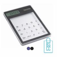 rekenmachine bedrukken, calculator bedrukken, rekenmachine bedrukt, bedrukte calculator, rekenmachine met logo