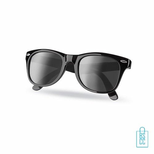zonnebril UV goedkoop bedrukken, zonnebril UV bedrukt, bedrukte zonnebril UV, zonnebril UV met logo