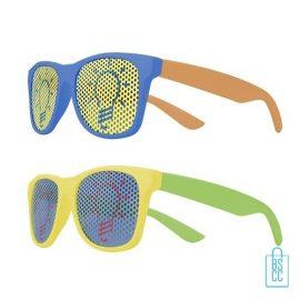 Zonnebril op maat goedkoop bedrukken, zonnebril bedrukt, bedrukte zonnebril, zonnebril met logo